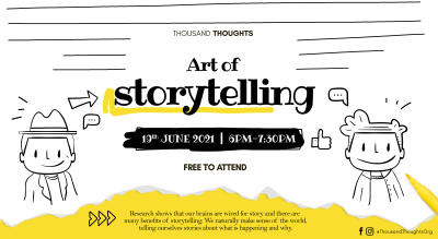 Art of Storytelling Webinar