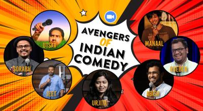Avengers of Indian Comedy