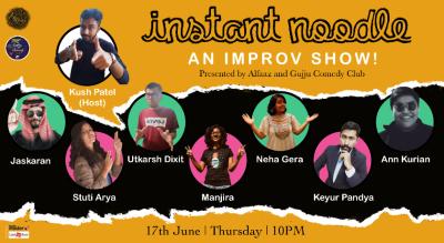 Instant Noodle : An Improv Show