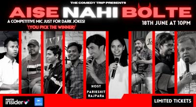 Aise Nahi Bolte by The Comedy Trip