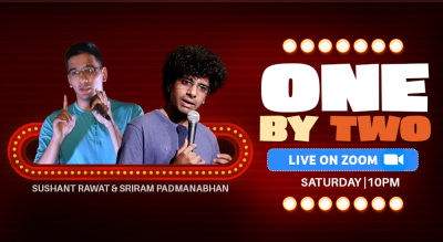 ONE BY TWO COMEDY SHOW