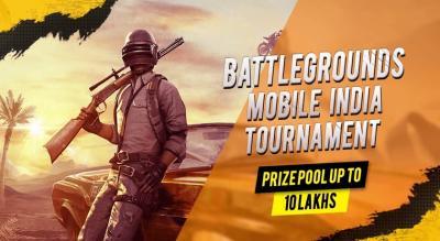 Battlegrounds Mobile India Tournament