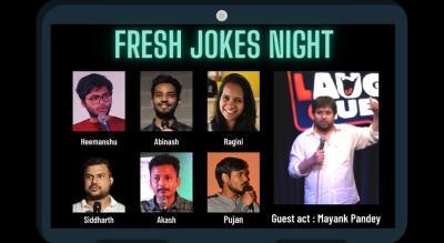 Fresh Jokes Night ft. Mayank Pandey