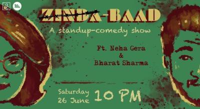 Zinda Baad ft. Neha Gera & Bharat Sharma