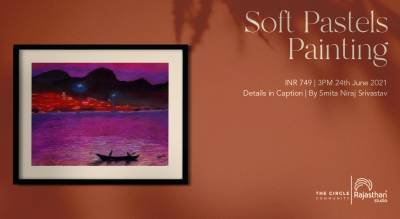 Soft Pastels Workshop By The Circle Community