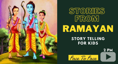 Ramayan Story Time!
