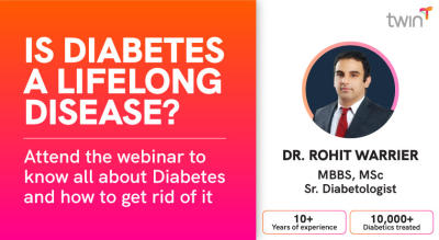 Don't manage Diabetes, Get RID OF IT!