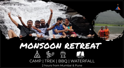 Monsoon Camping @ Tent N' Trails