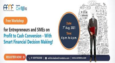 PROFIT TO CASH CONVERSION -With Smart Financial Decision Making