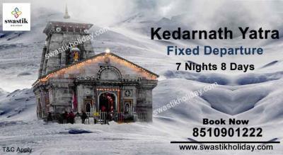 Kedarnath Yatra Fixed Departure