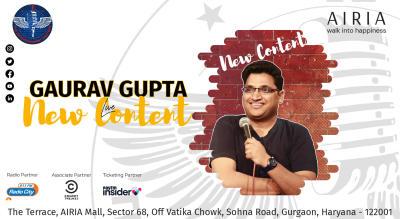 Gaurav Gupta Live (New Content)