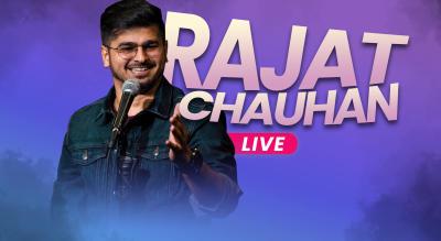 Rajat Chauhan Live