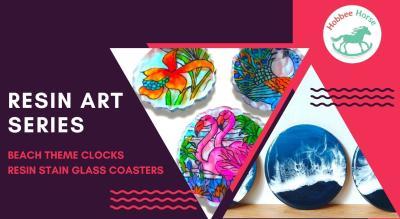 Resin Art Workshop Series