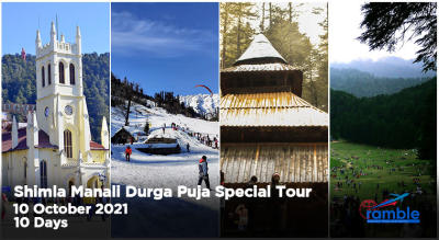 Shimla Manali Durga Puja Special Tour