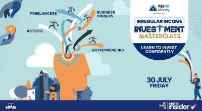 Investment with Irregular Income Masterclass | Paytm Money