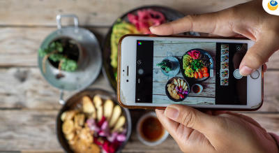 Oil Free Food Photography Contest with CASH prizes!