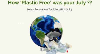 How 'Plastic Free' was your JULY