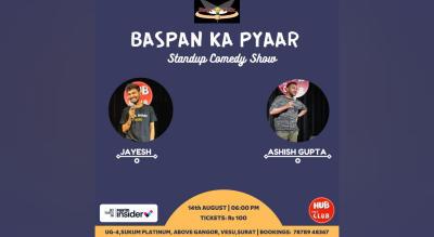 Baspan Ka Pyaar-Standup Comedy Show