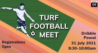 Turf Football Meet At Hakone Entertainment Centre, Powai.