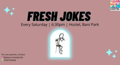 Fresh Jokes!