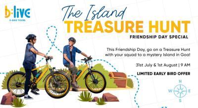 The Island Treasure Hunt  on E-Bike