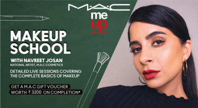 M.A.C Cosmetics | Makeup School by Navreet Josan