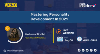 Mastering Personality Development In 2021