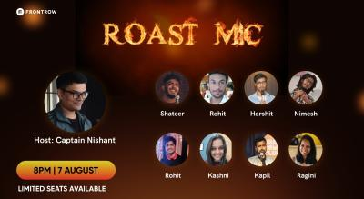 Roast Mic | FrontRow