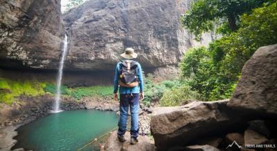 Treks and Trails India - Devkund Waterfall Trek from Mumbai