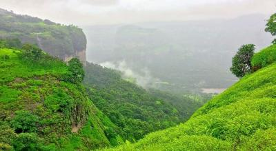 Monsoon Trek to Andharban ( Mystery of  Dark Jungle Trek)