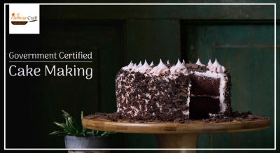 Govt. Certified Course In Cake Making.