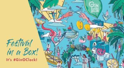 GIN EXPLORERS CLUB : FESTIVAL IN A BOX