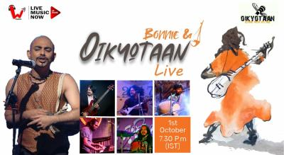 Bonnie & Oikyotaan (Oikotaan the Revival) - International Audience