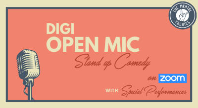 DiGi Open Mic-Stand Up Comedy