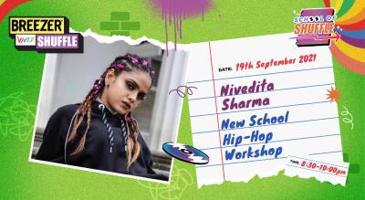School Of Shuffle | New School Hip-Hop Workshop with Nivedita Sharma