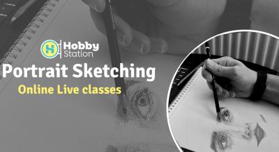 HobbyStation - Potrait Sketching