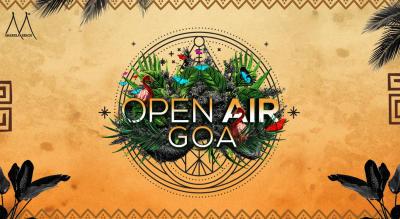 OPEN AIR Goa - Fall Edition