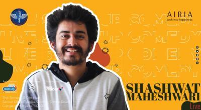 Shashwat Maheshwari Live