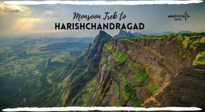 Monsoon Trek to Harishchandragad   Wandering Souls