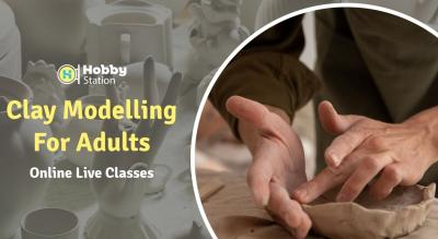 Clay Modelling For Adults