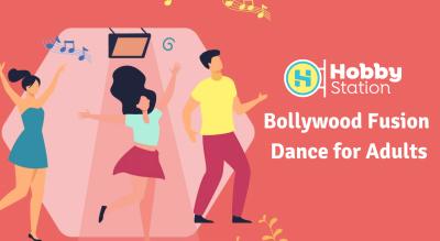 HobbyStation - Bollywood Fusion Dance for Adults