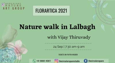 Nature walk in Lalbagh