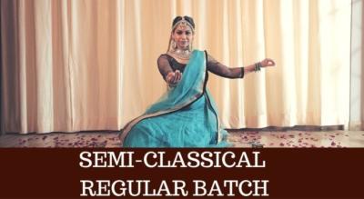 Semi Classical Regular Batch - Sneha Kapoor