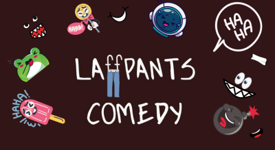 Sunday Open Mic by Laffpants Comedy