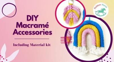 DIY Macrame Accessories