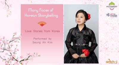 Many Faces of Korean Storytelling : Love Stories from Korea