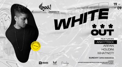 Opa! Presents WHITEOUT ft. Ankytrixx