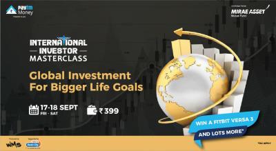 International Investor Masterclass | Paytm Money