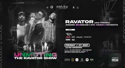 Unmuting The Ravator Show @ Privee