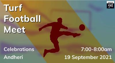 Turf Football Meet At Celebration's, Andheri.
